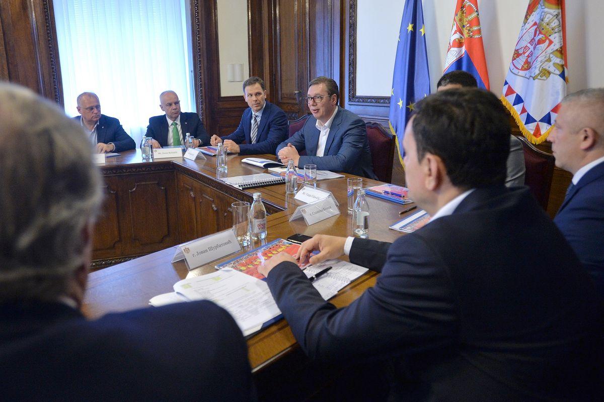 Sastanak sa predstavnicima kompanije KPMG